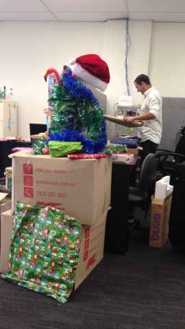 Office Secret Santa
